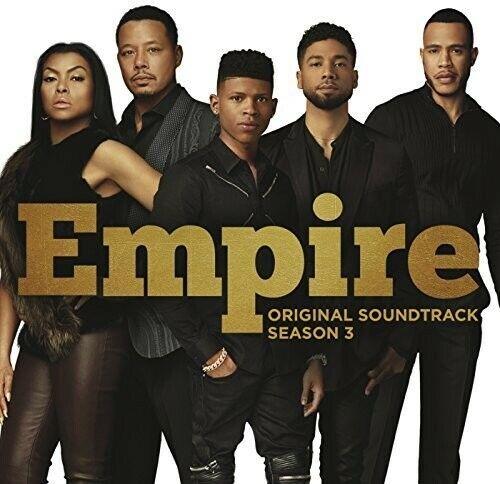 Empire (original Soundtrack Season 3) [new Cd] Italy - Import