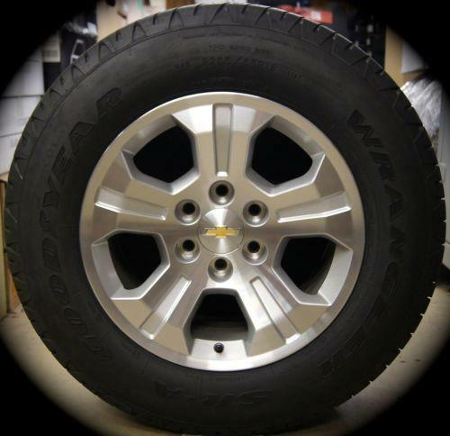 See Rims On Your Car >> Chevy LTZ Rims: Wheels, Tires & Parts | eBay