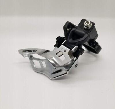 SRAM GX Front Derailluer Black 2x 36t 38t 31.6 Clamp w// extender 2x10