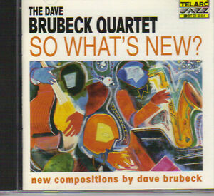 Dave Brubeck - So What's New?