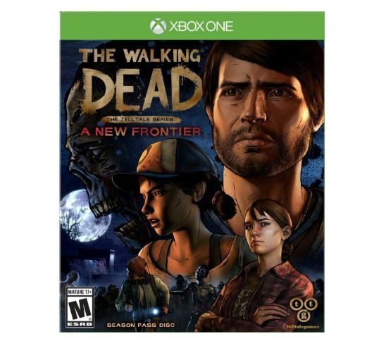 The Walking Dead: The Telltale Series A Frontier - Xbox One