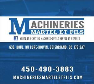 Vente et Achat de Machine-Outil, Atelier, Machine Shop Neuf ou Usagé