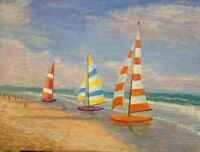Adult Acrylic Painting Class