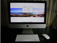 iMac 21.5 inch, Late 2013, 2.7Ghz, 8GB Memory, 1TB HDD