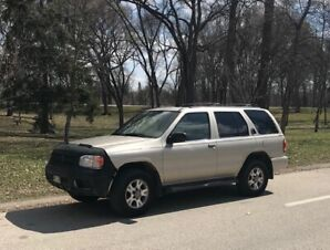 2003 Nissan Pathfinder (SAFETIED),Well Maintained ! 223,777 km
