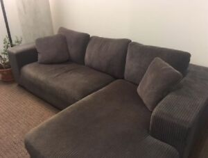 STRUCTUBE Sectional Sofa - FREE DELIVERY