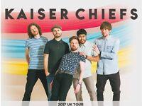 2 x Kaiser Chiefs Tickets Birmingham Arena