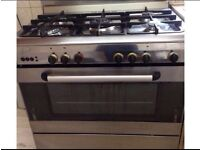 Baumatic gas oven good working order
