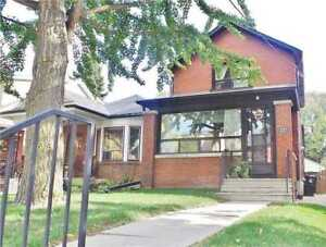 237 HUMBERCREST BLVD,  2+1 BR/3 BATH with Parking, ENTIRE HOUSE