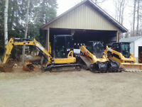 RECOVERY SKIDSTEER & LANDSCAPE SERVICES Call: 780-312-1178