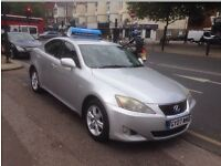 Lexus IS 220, Manual, Diesel, 3 Owners, Long MOT, Very good condition, HPI Clear