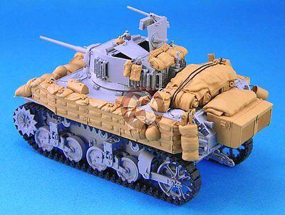 Legend 1/35 M5A1 Stuart Tank Stowage Set WWII  LF1214