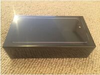 iPhone 7 jet black 256gb unlocked brand new