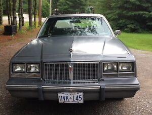 1986 Pontiac - Low KM's