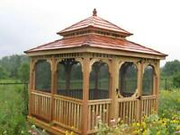 GAZEBOS! – Delivery Available