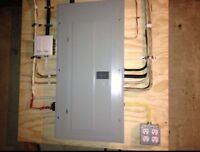 Affordable electrician;  specialize in residential and Hot-Tubs