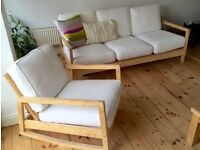 IKEA 3 seater sofa excellent condition