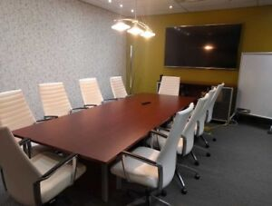 Boardrooms at 130 King West, 18th Floor - Up to 20 People
