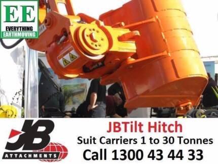 JB Powertilt for Excavators 1 to 30 tonnes Tempe Marrickville Area Preview