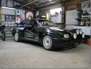 1986 Ford Sierra Cosworth RS500