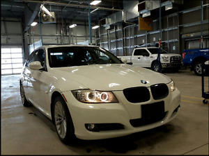 2011 BMW 328XI ALL WHEEL! - FRESH SAFETY/LEATHER - ONLY $15999