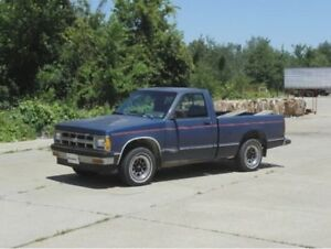 Scrap S10 Wanted