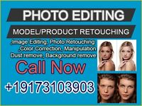 PHOTOSHOP editing and retouching