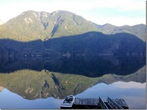 Indian Arm Freehold Property/Cabin