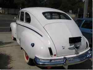 Vintage 1947 Nash Super 600 Byford Serpentine Area Preview
