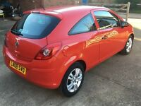 2008 VAXHUALL CORSA BREEZE 1.0 AC,3DOOR,FULLY HPI CLEAR