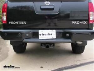 Nissan Frontier Tow Hitch