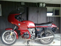 BMW Model R100S Hannigon Full Fairing