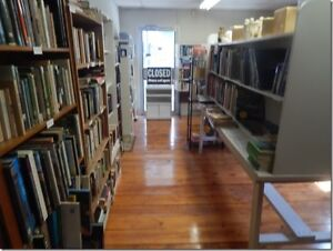 Another second hand/used books bookstore now in Tamworth