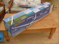 RC airplane CULARIS glider