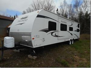2011 Palomino T-273 Ultra Light travel trailer