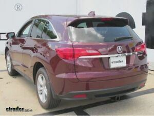 Acura RDX Hitch Installation Special!