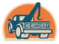 Car/bike/small van/small plant collection/delivery/recovery services