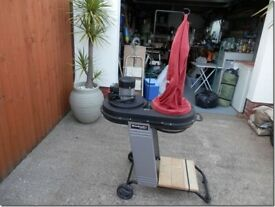 Einhell wood chip and dust extractor