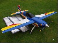RC airplane- Carl Goldberg EXTRA 300