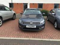 2011 GREY VW PASSAT 1.6 CDTI BLUEMOTION START/STOP