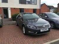 2011 GREY VW PASSAT 1.6 CDTI BLUEMOTION START/STOP