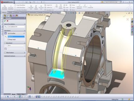 Design and Planning with 3D Solidworks at an Affordable Price
