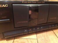 Audiophile TEAC Cassette Deck W 416