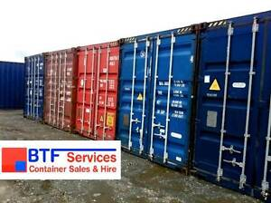 20FT & 40FT SHIPPING CONTAINERS - FOR SALE - DARWIN Darwin CBD Darwin City Preview