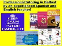 Spanish and English tutor A Level /GCSE and KS2+tuition Experienced Secondary School Teacher