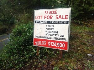 Port Renfrew BC Lot Priced to Sell
