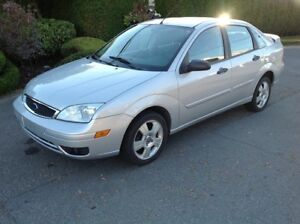 2006 Ford Focus SES Sedan