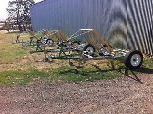 round bale buggy Smeaton Hepburn Area Preview