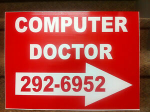 """""""The Computer Doctor"""" Complete Services PC/MAC: NEW+used Compu"""