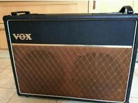 Vox AC30 Vintage Early 1960's - Original Classic Guitar Amp George Harrison
